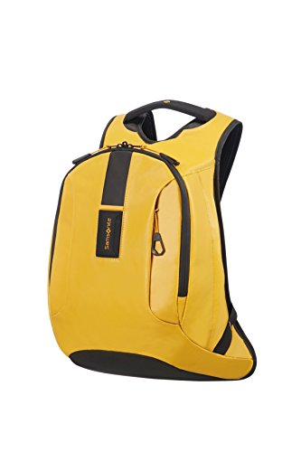 Samsonite Paradiver Light Mochila Tipo Casual, 40 cm, 16 L, Color Amarillo