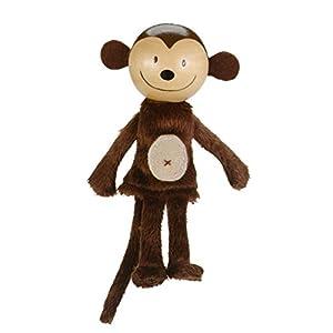 Fiesta Crafts- Marioneta de Dedo Mono, (1)