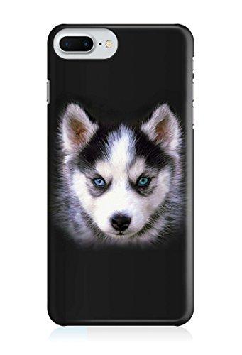 COVER Husky Hund dog Handy Hülle Case 3D-Druck Top-Qualität kratzfest Apple iPhone 7