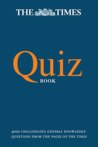 The Times Quiz Book (Times Mind Games)