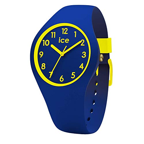 Ice-Watch - Ice Ola kids Rocket - Blaue Jungenuhr mit Silikonarmband - 014427 (Small) (Kids-uhren)