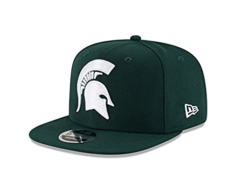 NCAA Michigan State Spartans State Clip Snap 9FIFTY Cap, One
