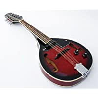 Cherrystone MPM 4260180880304 - Mandolina eléctrica acústica con pastilla, diseño tipo bluegrass