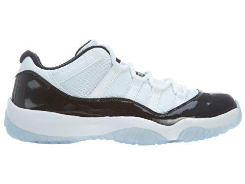 Jordan Air 11 Retro inferiore, Bianco / nero-scuro Concord, 7 M Us white/black-dark concord