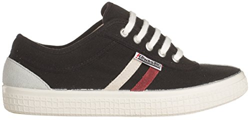 Kawasaki Benson, Unisex Sneakers-adult Schwarz (negro, 60)