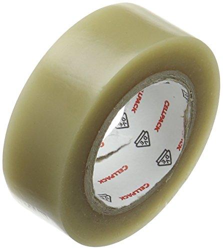 Isolation Warenkorb (Cellpack 1458091280,15–19–10, Nastro D Elektrische Isolierung PVC, transparent)