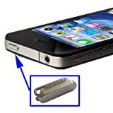 Ricambio part Power Key Switch Lock Button tasto On Off accensione per iPhone 4