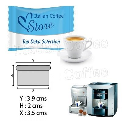Capsulas Lavazza® Espresso Point® Compatibles Top Descafeinado 50 ud