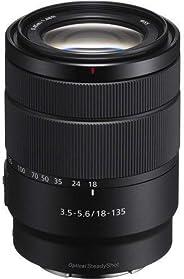 Sony SEL-18135 Zoom Objektiv 18-135mm F3.5-5.6 OSS (E-Mount APS-C geeignet für A5000/A5100/A6000 Serien und Ne