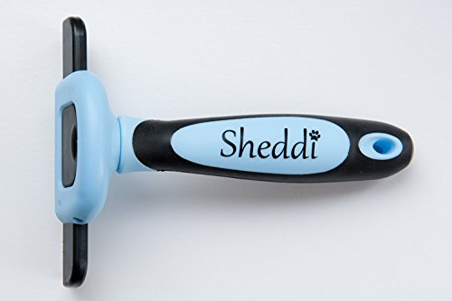 SHEDDI - DE-SHEDDING AND GROOMING all-in-one tool. This invaluable little tool helps keep your cherished animals well… 2