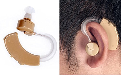 High quality cheap behind the ear sound amplifier cyber sonic hearing aid By Density Collection  available at amazon for Rs.349