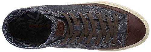 Herren Orange Sneaker Miscellaneous Mehrfarbig BOSS Trebikat 960 Open vCqwx58