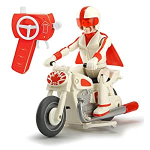 Toy Story Remote Control Rc Canuck Bike for kids