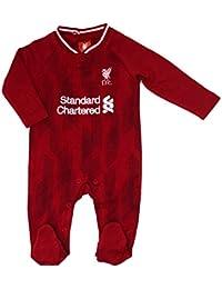 Liverpool F.C. Pijama Entera para Niños Bebés Football Club