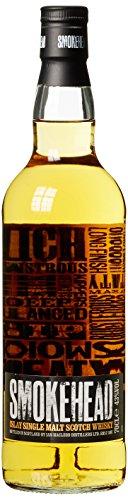 Smokehead Islay Single Malt Whisky (1 x 0.7 l)