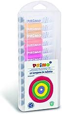 SCOOBOO Primo 12 Colours Professional Poster Paint Tubes, 18ml (Multicolour)
