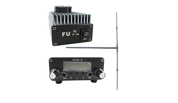 Fmuser Fu 30a 30w Fm Transmitter Amplifier 0 2w Fm Elektronik