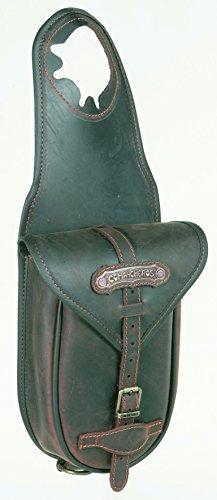 comancheros-bisaccia-bisacce pour selle d'équitation western en cuir