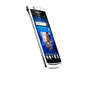 Sony Ericsson Xperia Arc S Smartphone EDGE/HSPA Wifi Android GPS Blanc