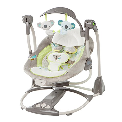 Ingenuity 60378 ConvertMe Swing2Seat Brighton Babywippe