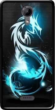 MOBILINNOV Wiko Ufeel Lite Dragon Electric Silikon Hülle Handyhülle Schutzhülle - Zubehor Etui Smartphone Wiko Ufeel Lite Accessoires