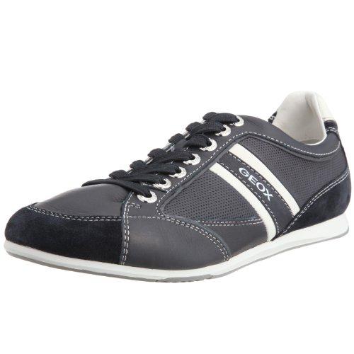 Geox U ANDREA P U01Z2P04622C1547 Herren Sneaker Blau