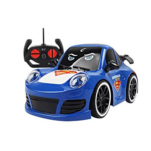 Fernbedienung für Kinderwand Auto mit Fernlenkflitzer Ferngesteuertes Auto Spielzeugauto Fahrzeuge Spielzeug fürKinder