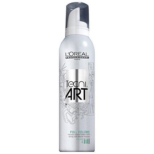 L´Oréal Paris Tecni Art Full Volume Mousse Coiffante 250 ml