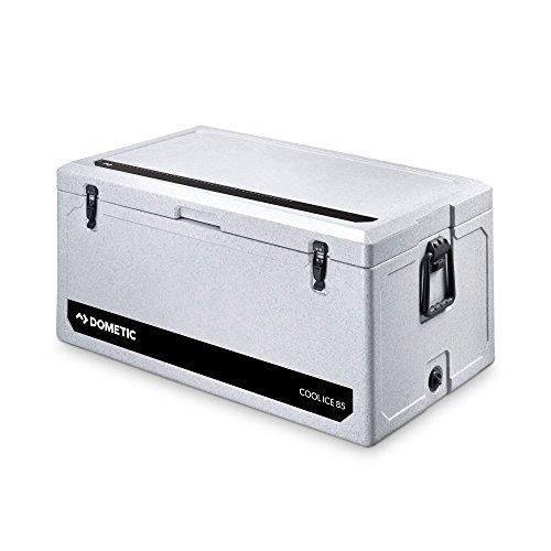 Dometic COOLICE WCI 85 - hochwertige Passiv-Kühlbox, Mini-Kühlschrank, Ideal für Angler und Jäger, Eis-Box in Heavy-Duty-Qualität, 86 Liter