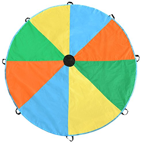 magicfly-grand-parachute-multicolore-sport-en-plein-air-exercice-campus-jeu-jouet-8-poignees-pour-en