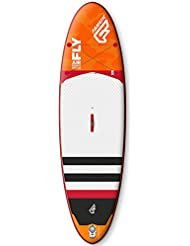 """Fanatic Fly Air Premium 9'8"""" Inflatable Sup 2017 Wellenreiter"""