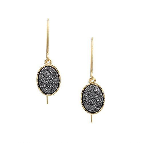 WMAOT Damen Modeschmuck Ohrringe 14k Vergoldet überzogene Einfädler Ohrstecker