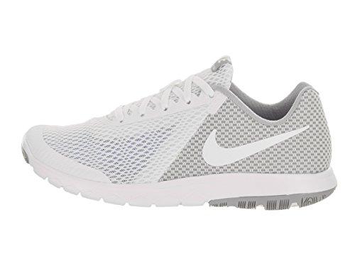 Nike, Scarpe da camminata donna White/Wolf Grey