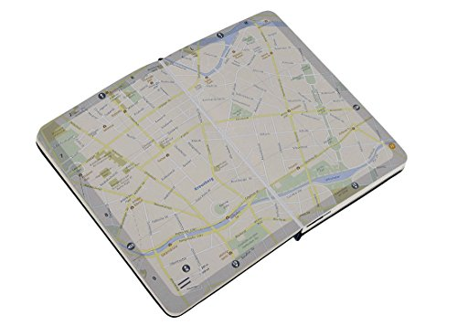 Moleskine City Notebook BERLIN Couverture rigide noire 9 x 14 cm