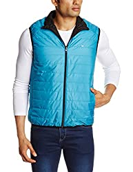 Lee Mens Jacket (8907222308032_LEJK1169_S_Aqua and graphite)