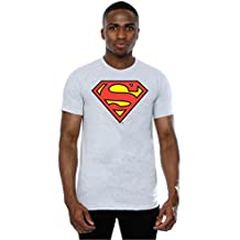 Superman Logo Tee Royal Blue