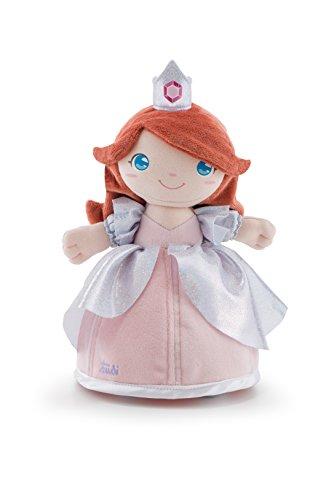 Trudi- Muñeca de Tela Princesa Crystal, Color Rosa, 24 cm (64272)