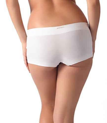 Cache Coeur Signature Shorts Umstandsslip Naturel Coton Biologique SH1220 Sous-vêtements/Slip/shorts Naturel