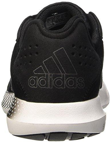 adidas Herren Element Refresh M Laufschuhe schwarz (Cblack/Cblack/Ftwwht)