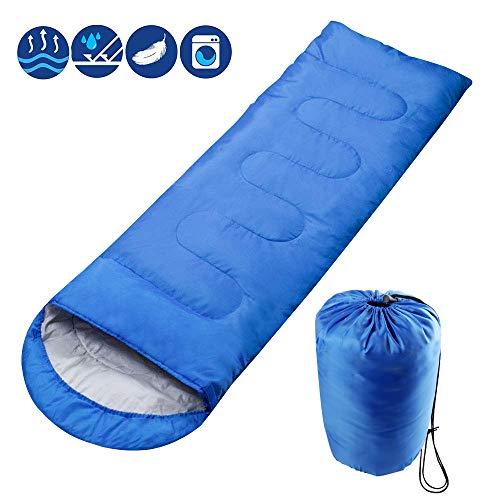 VINFUTUR Saco Dormir Adulto Ligero Bolsa Dormir Camping
