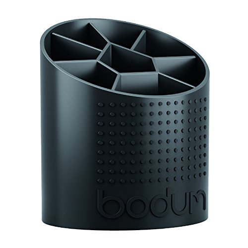 Bodum 11551-01 Bistro Utensil Holder - Black