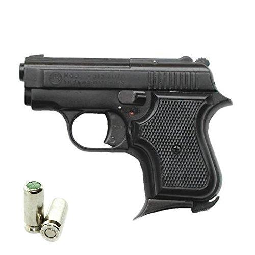 Scacciacani Pistola a Salve BRUNI 315 Cal.8 | Top Firing | Nera