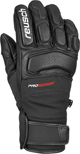 Reusch guanti da uomo professionale SL, black, 8,5, 4501113