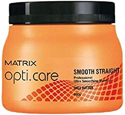 Opti Care Smooth and Straight Professional Ultra Smoothing Masque, 490g