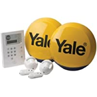 Yale HSA6400 Wirefree Premium Alarm Kit