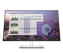 """HP EliteDisplay E324q monitor piatto per PC 80 cm (31.5"""") Quad HD Argento"""