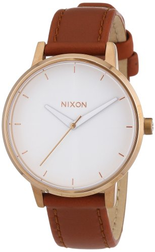 nixon-womens-quartz-watch-a1081045-00-a1081045-00-with-leather-strap