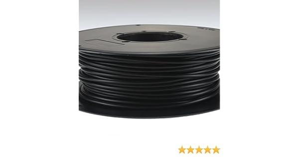 Kabel 1,5 qmm blau//schwarz 1m Litze Leitung Fahrzeug Strom Lautsprecher