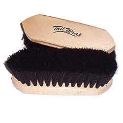 Professional Hardwood Block Horsehair Brush, Med