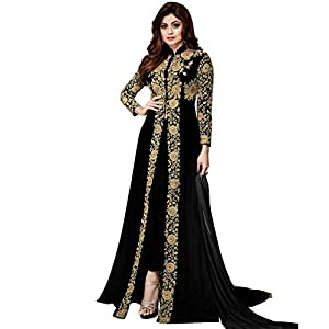 AMAR FASHION Women's Georgette Unstitched Salwar Suit